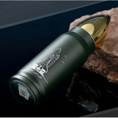 Bullet Design Thermos Flask Stainless Steel 350ml