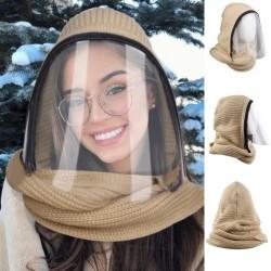 Full face mask - scarves - winter hat