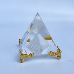 Uzdrawianie energią - Feng Shui - kryształowa egipska piramida