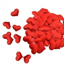 Heart confetti - 100pcs