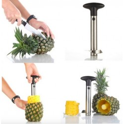 Pineapple Stainless Steel Cutter Slicer