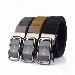 Military tactical belts for men