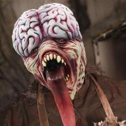 Biochemical zombie mask - latex