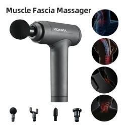 Massagepistole - Tiefenmuskelentspannung - 6 Modi - Körpermassagegerät