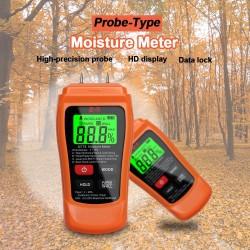 MT18 - moisture meter - orange