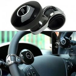 Universal car - steering wheel - black