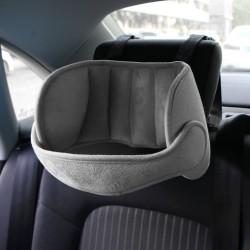 Kids adjustable headrest - neck pillow
