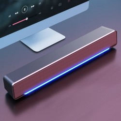 Soundbar - wireless speaker - with subwoofer - Bluetooth 5.0 - TV - laptop - PC