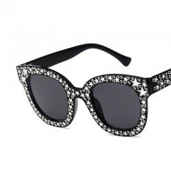 Crystal sunglasses for women - UV400