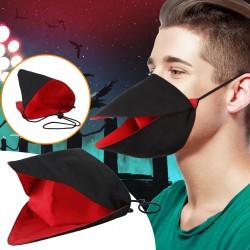 Mund- / Gesichtsschutzmaske - waschbar - wiederverwendbar - lustiger Schnabel