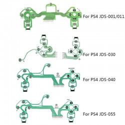 PlayStation 4 - replacement controller buttons - JDS 001/011 - JDS-030 - JDS-040 - JDS-050