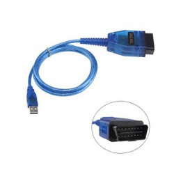 VAG COM VAG409.1 KKL USB Diagnostic Cable OBD2 OBDII