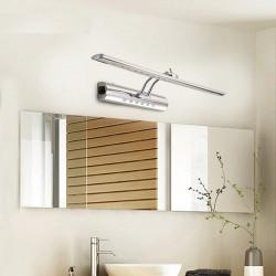 Modern bathroom mirror light - 220v - 7W - 9W - stainless steel