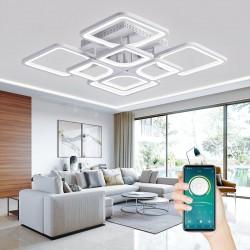 Moderne LED-Deckenbeleuchtung - Lampe - dimmbar