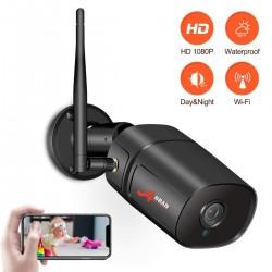 1080P - HD - WiFi - kabellose Überwachungskamera - Nachtsicht - wasserdicht - innen - außen