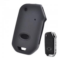 Funda abatible para llave de coche - Kia - Sportage - Ceed - Sorento - Cerato - Forte - silicona