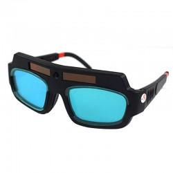 Solarbetrieben - automatische Verdunkelung - Schweißbrille - Anti-Schock-Linse - Augenschutz