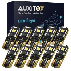 W5W - T10 - LED Canbus bulb - 10 pieces