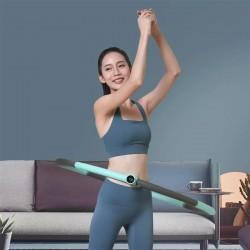 Smart Bluetooth Hula Hoop - Kalorienzählung - somatosensorische Erkennung - einstellbare Schleife - LED-Anzeige