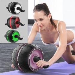 ABS Roller - Rad - Bauchmuskeltrainer - Kniematte