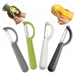 Scharfer Obst- / Gemüseschäler - Edelstahl