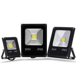 10W - 30W - 50W - 220V - LED-Scheinwerfer - wasserdichter Reflektor - Bewegungssensor