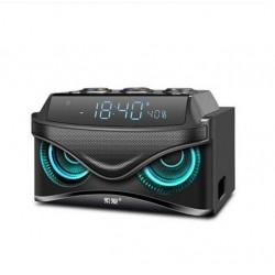 S68 - wireless bluetooth speaker - 19W - stereo - support TF card