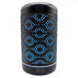 Air humidifier - essential oils diffuser - 7 colors - night light - 260ml