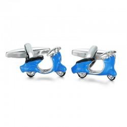 Scooter esmaltado - gemelos - 2 piezas