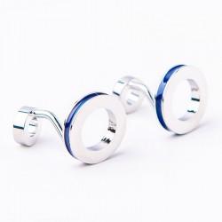 Gemelos de doble anillo - 2 piezas