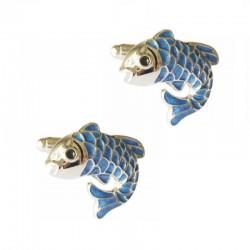 Gemelli con pesce azzurro - 2 pezzi