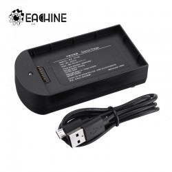 Eachine EX4 - WIFI FPV - RC Drone Quadcopter - original battery balance charger - USB cable