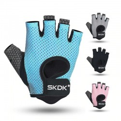 Weight lifting gloves - fitness - crossfit - half finger design