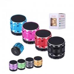 S28 - Mini-Bluetooth-Lautsprecher - tragbar - drahtlos - Metall