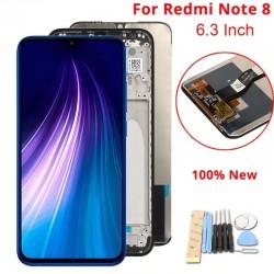 Xiaomi Redmi Note 8 - LCD-scherm - vervanging van aanraakscherm - digitizer
