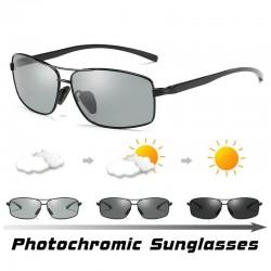 Photochromic sunglasses - polarized - anti-glare - day / night driving glasses - unisex - UV400