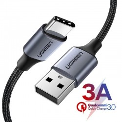 Micro USB - type C - USB charging cable - 3A - fast charging - smartphones