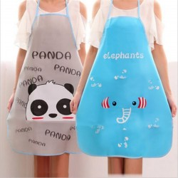 Adult size apron - with cute animal design