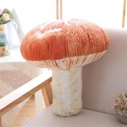 Cute mushroom plush toy - 20cm