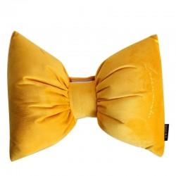 Nordischer Stil - bogenförmiges Kissen - Samt - 32 * 26 cm