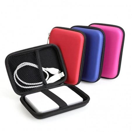 Schutzhülle / Tasche für 2,5-Zoll-externe Festplatte