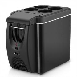 Auto / Camping Mini Kühlschrank - Gefrierschrank - mit Heizfunktion - 6L - 12V