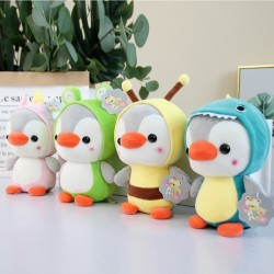 Cute penguin cosplay - plush toy