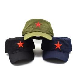 Communist Cap - Red Star - Army