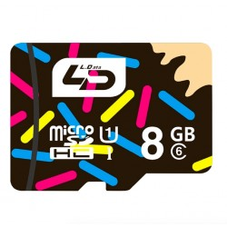 LD Class 10 Micro SD TF Micro SD Card 4-8-16-32-64-128GB