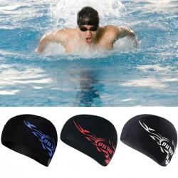 Badekappe für Erwachsene - Langhaarschutz - Spandex - Unisex