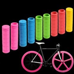 Bicycle handlebar - MTB - rubber grip