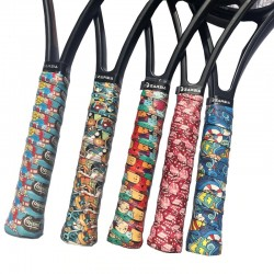 Tennis grips - badminton - over grips - creative design