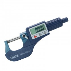 Digitales elektronisches Mikrometer - Messgerät - Bremssattel - 0 - 25 mm / 25 - 50 mm / 50 - 75 mm / 75 - 100 mm