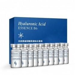 Moisturizing serum - hyaluronic acid - anti-wrinkle - 10pcs / set